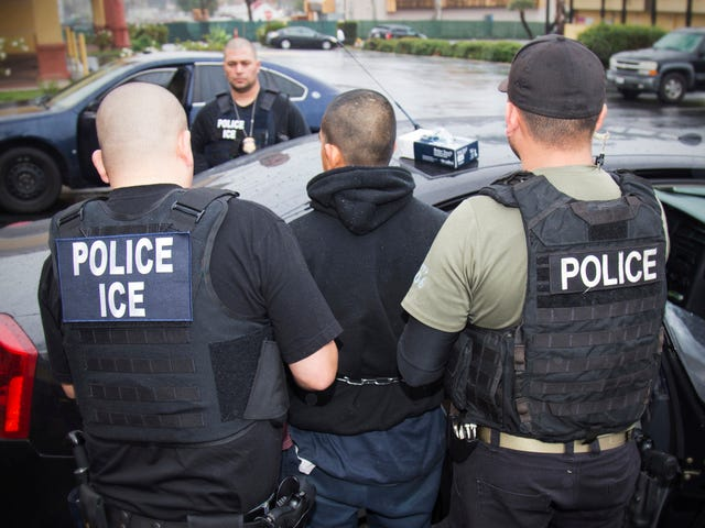 Thousands of ICE Employees Have Access to Massive, Nationwide License Plate-Tracking System