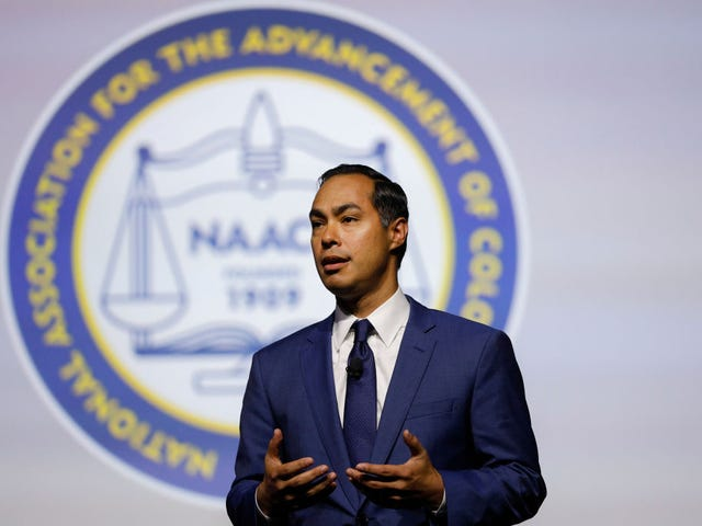Julián Castro Knows Just How to Get His Message to Trump—Take Out an Ad on Fox News