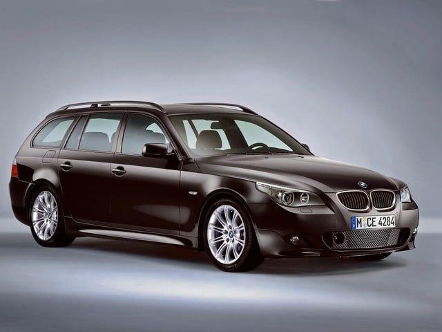 反対意見:BMW E60 / E61 530xi?