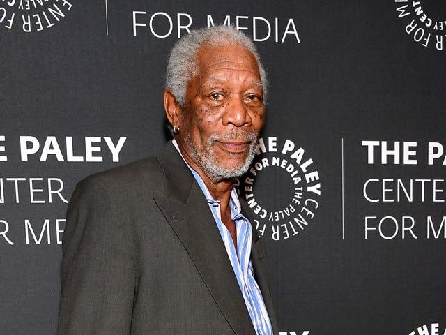 Morgan Freeman zegt dat vermeende seksuele intimidatie bedoeld was als gratis