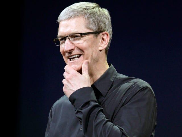 Det ser ud til at Apple er villig til at bøje sine egne regler for at fremme sine tjenester
