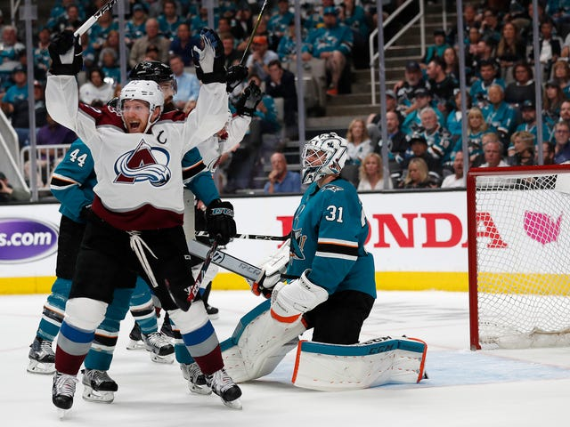 Now The Sharks Want An Apology From The NHL For A Controversial Call