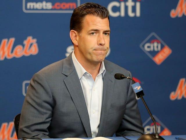 Brodie Van Wagenen blev så galen under ett möte med Mets Coaches att han kastade en stol