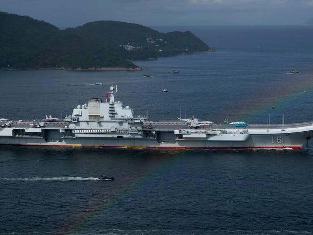 Inside China's Plan to Build the Second-Biggest Aircraft Carrier Fleet in the World