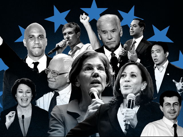Harris Was Good in Theory, Buttigieg Makes Us Weary and Biden Sees Things Clearly: 2020 Presidential Black Power Rankings, Week 19