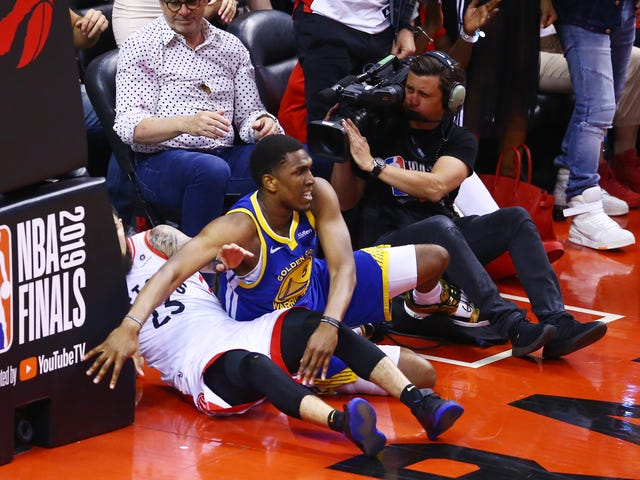The Golden State Warriors Will Be Pretty Crabbed For Game 3