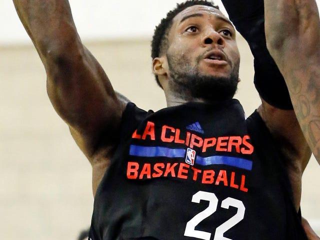 Laporan: Clippers Rookie Branden Dawson Ditangkap Untuk Keganasan Rumah Tangga