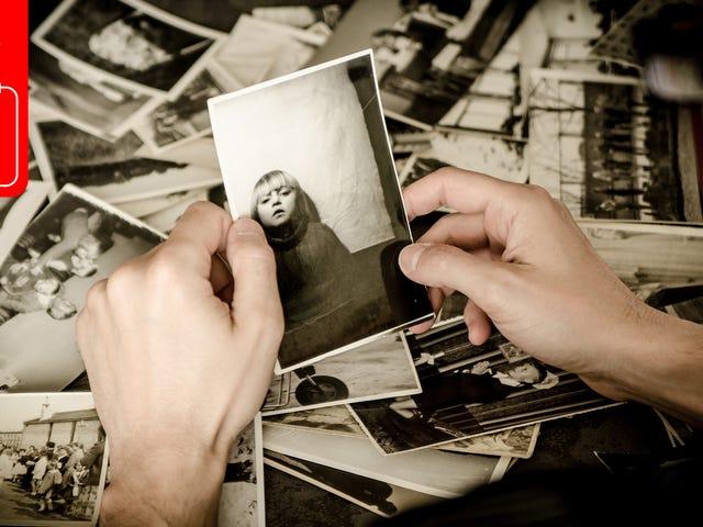 Bagaimana Saya Mendigitalkan dan Membagi Banyak Foto Keluarga Lama?