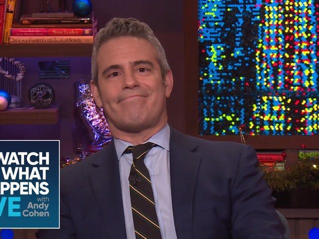 Ο Andy Cohen πρόκειται να είναι μπαμπάς !?