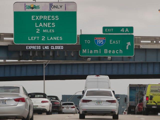 El experimento de automóvil autónomo potencialmente mortal de Florida acaba de comenzar