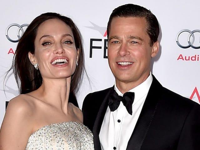Брэд Питт называет себя и Анджелину Джоли «миграционными работниками»