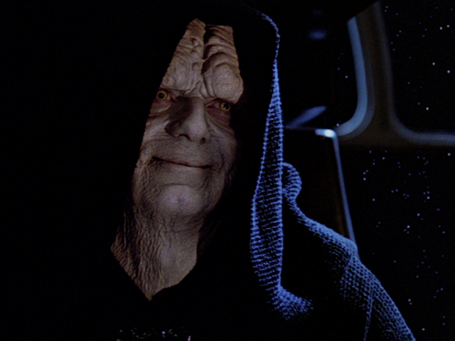 That Scrapped Star Wars TV Show Would've Starred a Sympathetic, Heartbroken Emperor