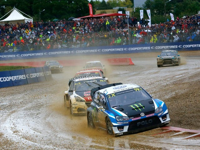Fantasy WorldRX Preview: Lively in Latvia