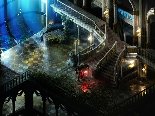 Bioshock And Bioshock Infinite As 2D Isometric RPGS