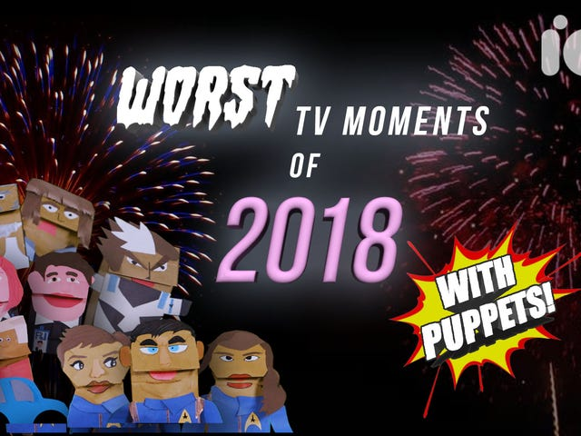 The Best and Worst Television Moments of 2018