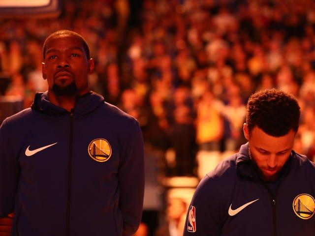 Ulat: Masyadong Masyadong Ang Lahat Ay Sigurado Kevin Durant Ay Heading Upang Ang Knicks