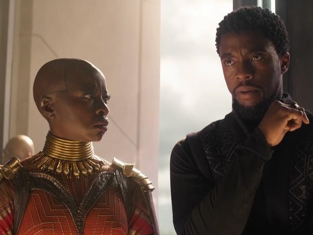 Bu <i>Avengers: Infinity War</i> TV Noktası Bir sürü Wakanda'ya ve Bir Güzel Reunion'a sahip