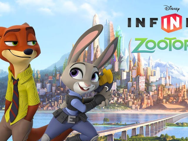 TAY Video Preview: Disney Infinity Zootopia