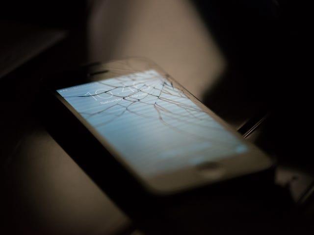 Η Apple μόλις έκανε την κορυφαία μυστική iPhone οθόνη της επισκευής της μηχανής λίγο λιγότερο μυστικό
