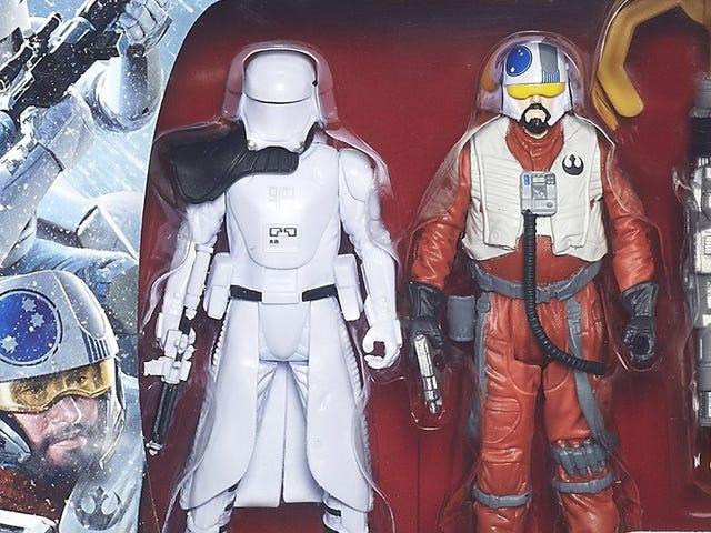 Nous connaissons maintenant l&#39;historique du personnage de <i>Star Wars</i> de Greg Grunberg