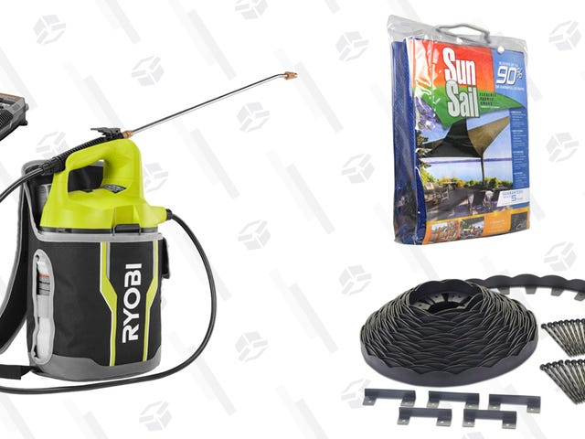 You Can Tend to Your Garden Thanks to Home Depot's Sale on Garden Supplies