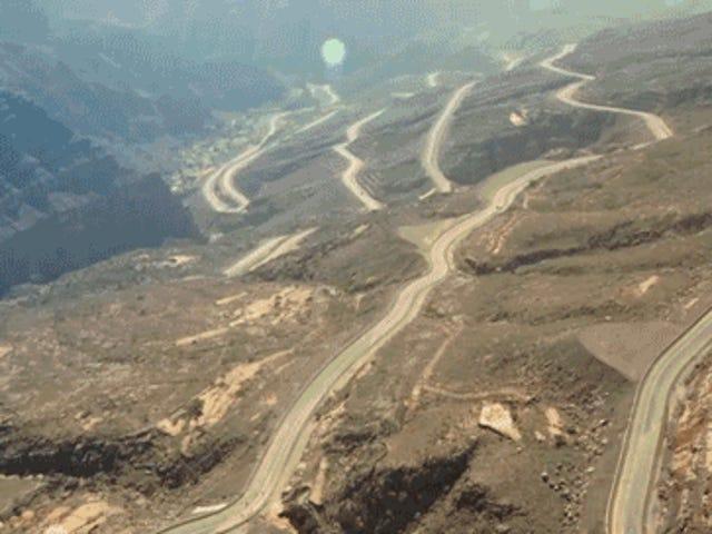 This $81 Million Mountain Road Goes Nowhere