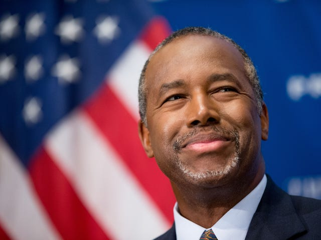 Ben Carson Says $31,000 Table Was, Unfortunately, the Safest Possible Table