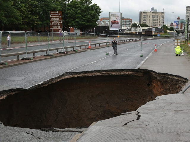What Are Sinkholes and How Do They Work?