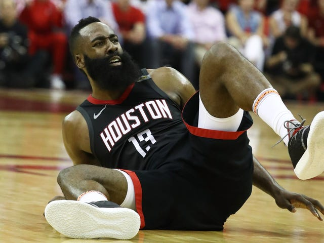 The Rockets Missed 27 Straight Threes Because Sometimes Shit Happens