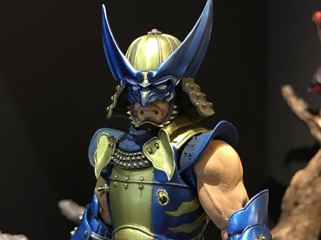 Dit Samurai Wolverine-figuur is de exacte soort anime-onzin waar ik naar verlang
