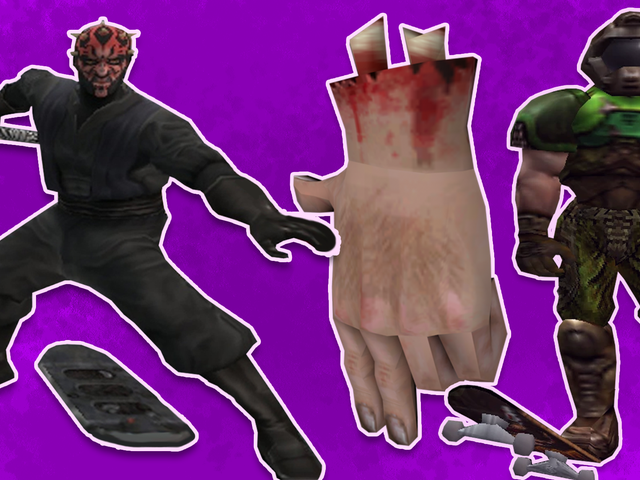 The Best, Worst And Weirdest Guest Skaters From The Tony Hawk Games