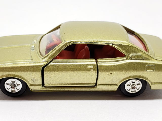[REVIEW] Tomica Colt Galant HT GS