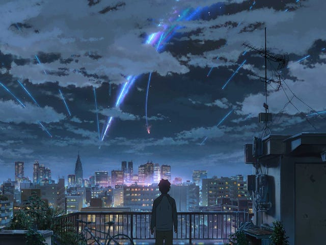 A reflection on Your Name. and my faith in anime
