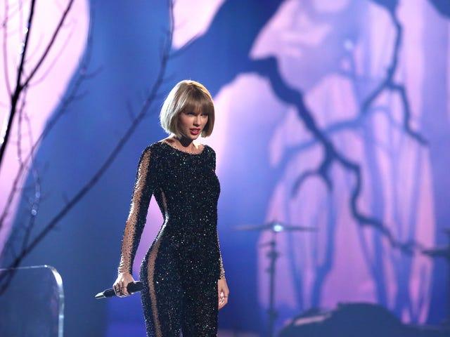 La demanda contra Taylor Swift ha sido desechada