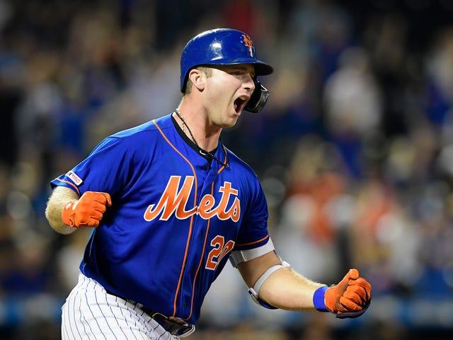 Considere a possibilidade de os Mets nunca mais perderem