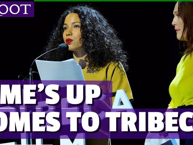 Tribeca Film Festival 2018: Time's Up heeft een overname van Tribeca georganiseerd