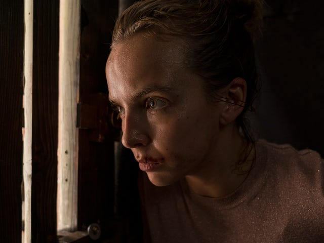 Killing Eve's Jodie Comer says filming season two nearly killed her
