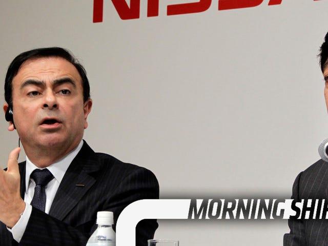 Ce que le PDG de Nissan veut faire avec Mitsubishi Motors