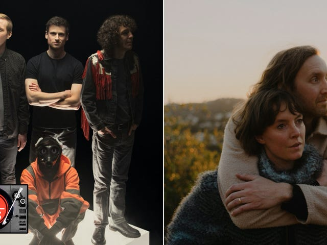 5 new releases we love: Car Seat Headrest soars, Sylvan Esso transforms, and more