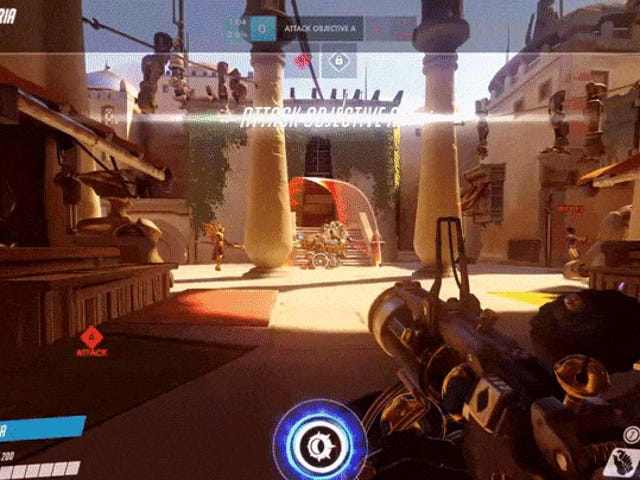 Junkrat Thinks Overwatch Is A Stealth Game