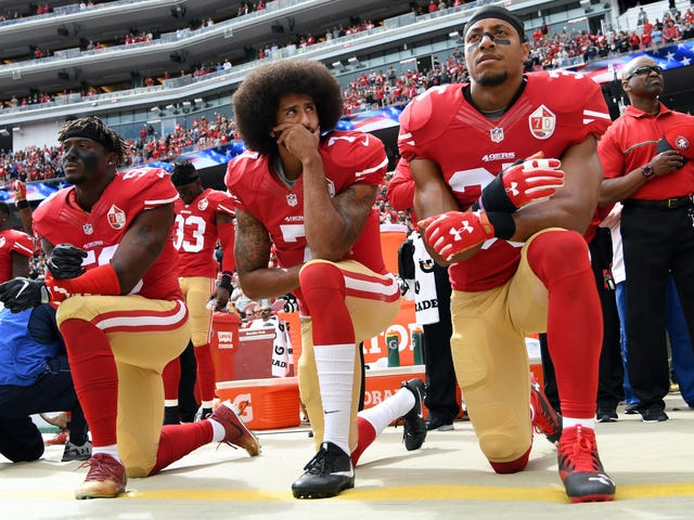 Colin Kaepernick and Eric Reid Reach Settlement in NFL Collusion Case: Report