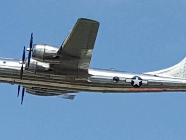 Oshkosh Airventure bilder - Warbirds!  (pic heavy, del 1)