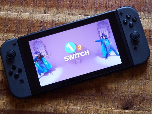 Ανανέωσε το Nintendo Switch Teardown δείχνει τι πρέπει να γνωρίζετε προτού αναβαθμίσετε