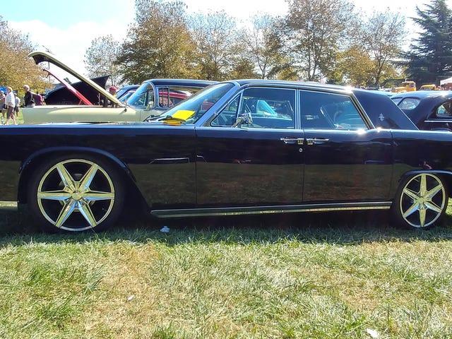 Rohr classic car show