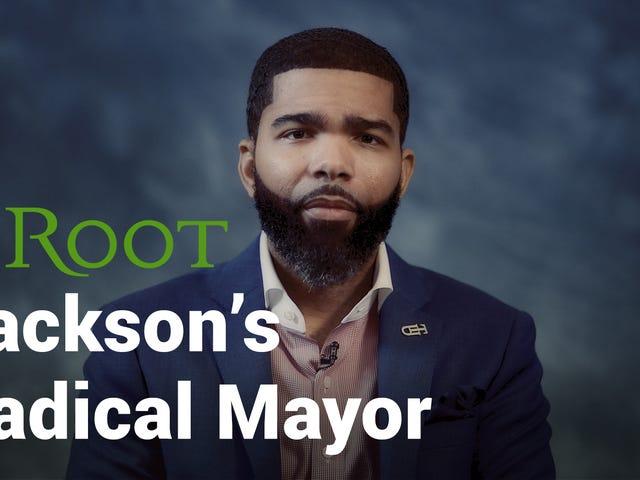 Watch: Hvordan borgmester Lumumba omskriver historien om Jackson, Frøken.