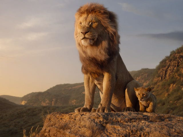 The dead-eyed new Lion King painfully illustrates the difference between cinema and video games