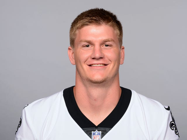 Saints Lineman Mitchell Loewen Helps Save Man Who Drove SUV Off Fourth Floor Of Parking Garage