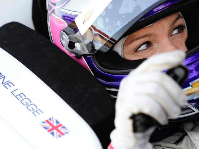 Katherine Legge Og Hendes All-Kvinde Hold Håber At Vinde 2016 Indy 500