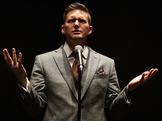 Richard Spencer Told to Kick Rocks After Farm Owners Realize They Were Hosting a Super-Secret Wypipo Meeting