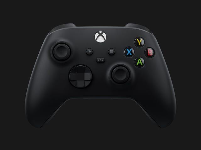 Xbox X Serisi Denetleyici Oldukça Farklı